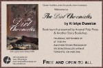 Toronto Launch Party for The Dirt Chronicles
