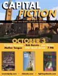 Capital Fiction – multi-author mayhem in Ottawa!